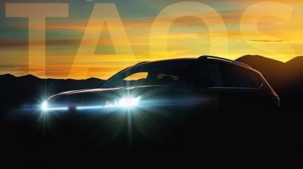 不是T-Cross也非T-Roc VW最新入門休旅定名Taos