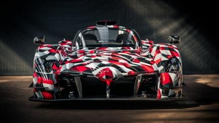 Toyota千匹馬力道路版賽車 GR Super Sport原型車首度曝光