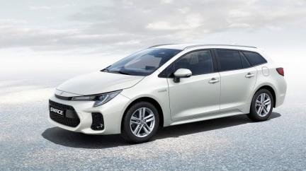 Corolla旅行車換頭再改標 Suzuki Swace現身亮相