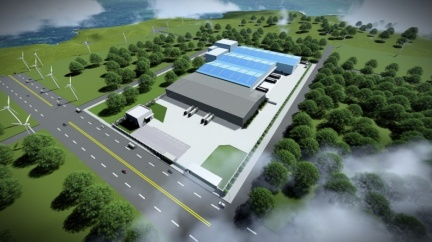 M-Benz在台興建原廠零件物流中心 預計2022年完工啟用
