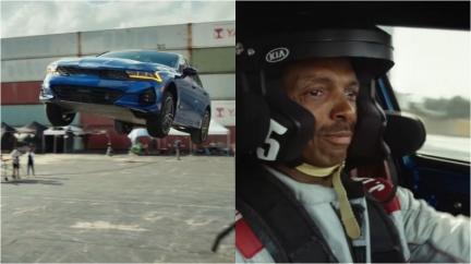 好萊塢團隊拍攝Kia飛車特技 特技車手:K5令人印象深刻!