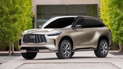 新世代QX60雛型現身 大改款確定2021年問世