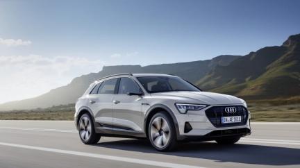 Audi電動車上市前積極部署 年底前建6座快速充電站