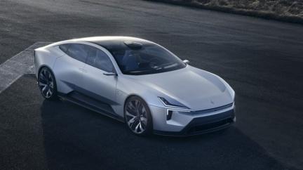 純電性能跑車再加1 Polestar Precept確定量產