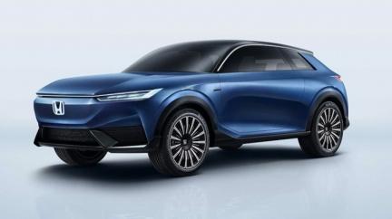 Honda電動休旅概念車北京發表 將導入AI助理與互聯技術