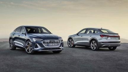 豪華電動休旅不用300萬 Audi e-tron家族289萬起預售啟動