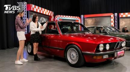 買BMW老車改裝超預算 鍾欣怡:老公接孩子,我負責帥!