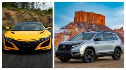 SUV實在太夯 Honda將推出休旅版NSX?