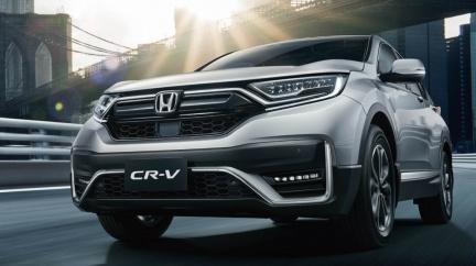 國產SUV銷售戰火持續延燒 小改CR-V再度超越新KUGA