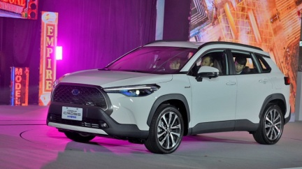 Corolla Cross再「跨界」? 新車行銷腦筋動到「稻田」