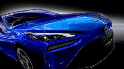 未來只有電動車嗎? Toyota新「未來」預告12月發表