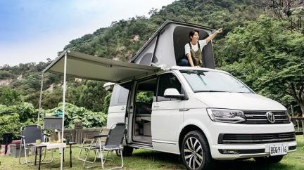 露營車冒險生活吸百萬觀看 宥勝還成福斯商旅VanLife代言人