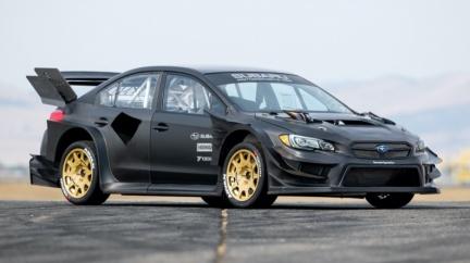 史上最狂WRX STI亮相 Subaru放手打造「輪胎殺手」