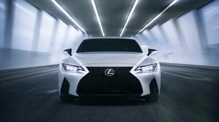 大幅小改Lexus IS預售甫啟動 歐洲買家卻可能無緣擁有