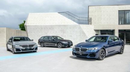 小改款BMW 5系列正式登台 建議售價265萬元起