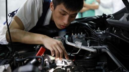 傳承職人精神 Honda持續加強服務技能檢證