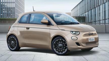 多開一扇門出入更便利! Fiat 500 Electric 3+1電動車亮相