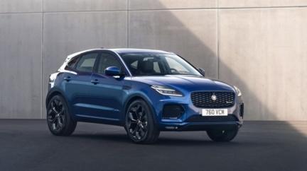 新增1.5升PHEV動力 小改款Jaguar E-Pace亮相