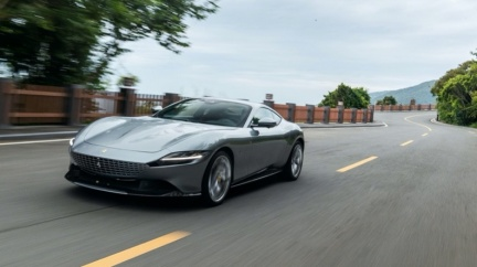 榮獲評審團一致讚賞 Ferrari Roma奪得汽車設計大獎桂冠