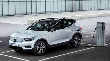 為掌握電動車核心技術 Volvo成立電動機實驗室