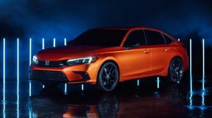 第11代Honda Civic原型車亮相 台灣市場有望導入?