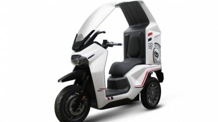 三陽SYM宣布暫緩電動車量產 但EF3明年第二季仍會上市
