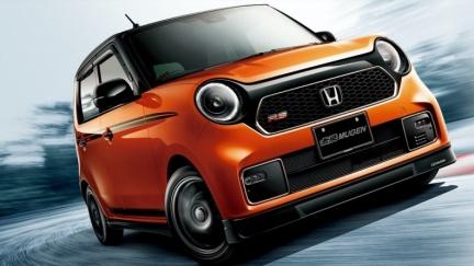 相隔8年Honda N-One大改款 無限Mugen御用改裝品隨侍在側