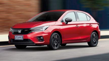 全新City Hatchback正式亮相 空間機能更勝Fit!