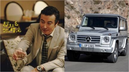 林煒喜愛G-Car更勝跑車 講究愛車「氣質」與自身匹配