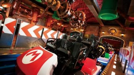 瑪利歐賽車開起來是什麼感覺? 日本環球影城「任天堂樂園」明年2月登場
