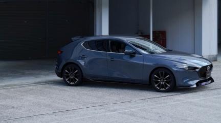 Mazda再3感謝專案起跑 指定車款加贈限量原廠空力套件