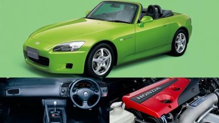 Honda S2000復活有望? Type-R渦輪引擎蓄勢待發