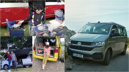 藝人最愛露營車 福斯商旅T6.1露營車將於11日上市
