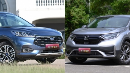 小改CR-V累積訂單破7,000台 遭新KUGA追越有原因?
