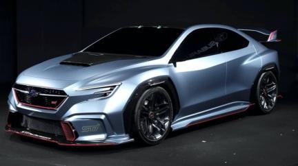 大改款WRX、WRX STI發表時程曝光? Subaru新世代動力上看400匹