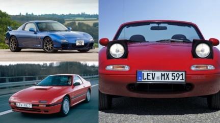 Mazda照顧老車主 重啟生產「3車款」零件