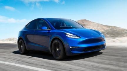 新年式Model 3、Model Y換上新頭燈 增加配備價格不變