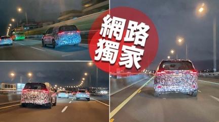 獨家/活逮Carnival偽裝車 上半年在臺發表上市