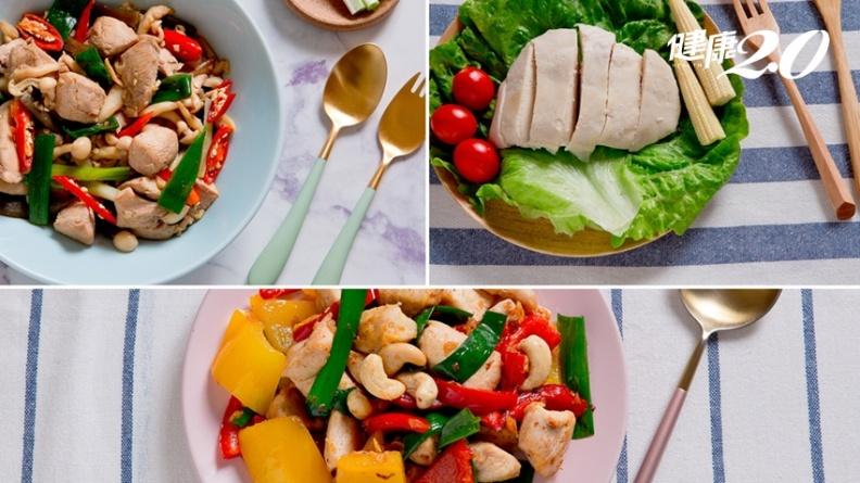 妙齡女吃沙拉、水煮餐減肥,為何老是破功?營養師點出盲點