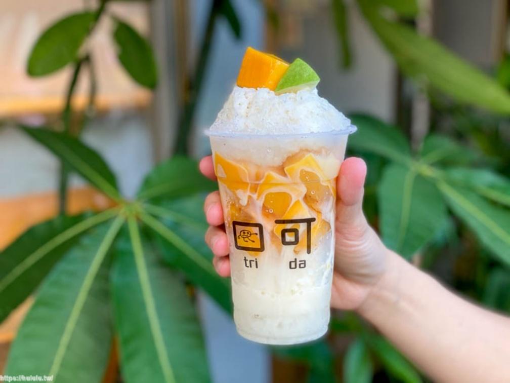 夏日消暑必吃!台南4家浮誇系外帶芒果冰:瀑布奶蓋、隱藏版荔枝珍珠、滿料獨享杯