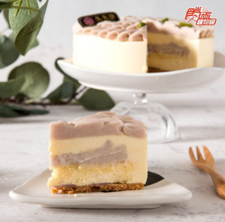芋頭控暴動!宅配6款滿餡芋泥甜點:季節限定濃乳酪、爆漿三明治、焦糖布丁寶盒
