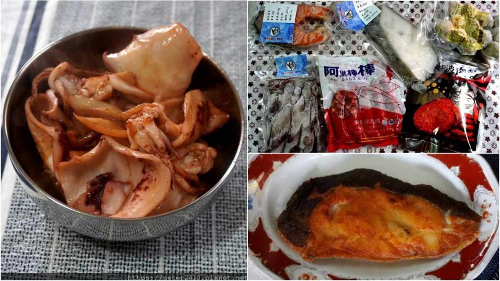 海鮮控歡呼!知名伴手禮推「防疫包」吃得到6種海味:第一名飛魚卵肉乾、活凍小卷