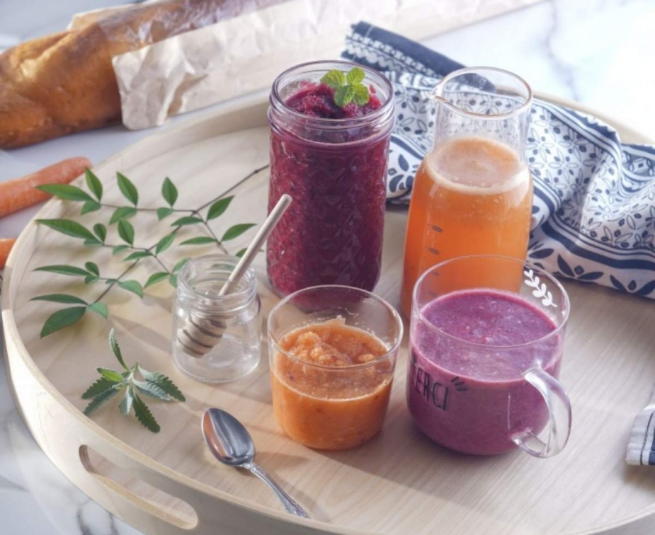 瘦肚超有感!韓國暴紅「ABC果汁」3種食材簡單做,實測3週腰圍少11公分