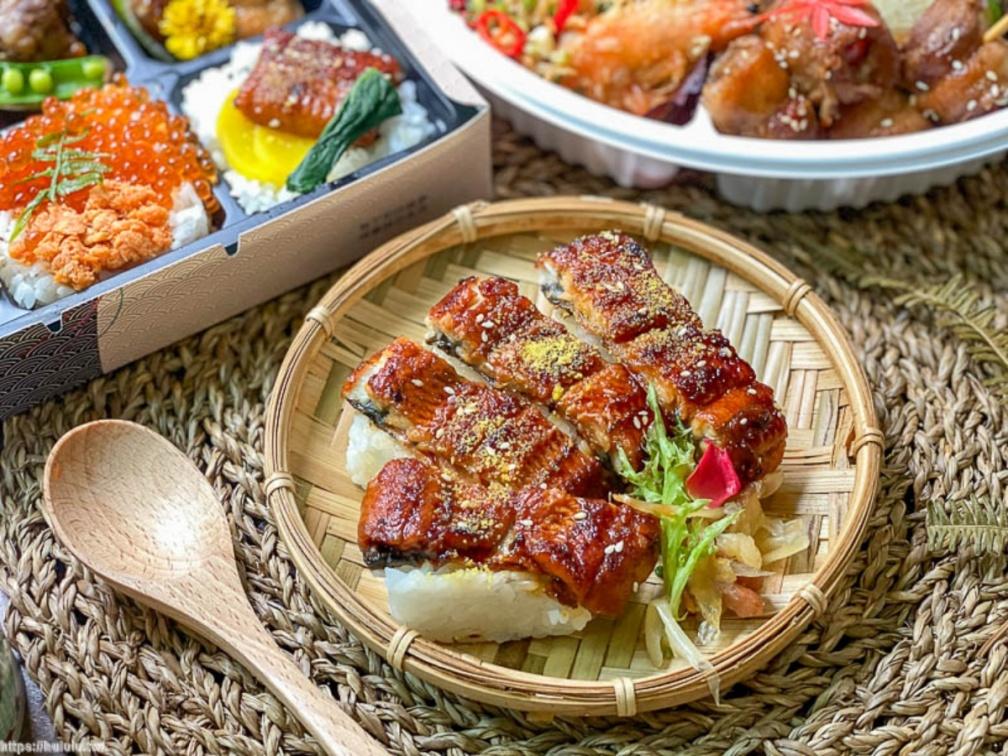 超澎派!日式居酒屋推「海鮮餐盒」鋪滿12款好料,小資族必點「雙主食便當」只要150元