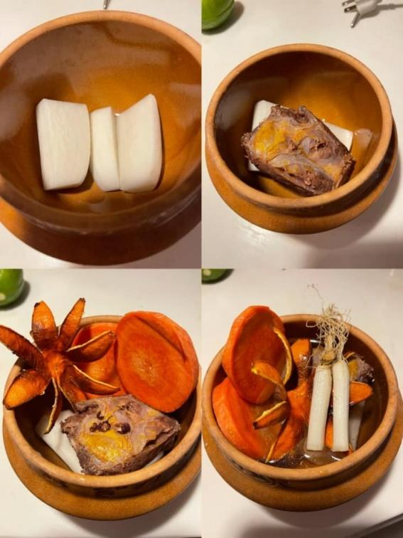 用「這種橘」氣炸鍋做陳皮好簡單 中醫教做潤燥養肺湯,現在喝正是時候