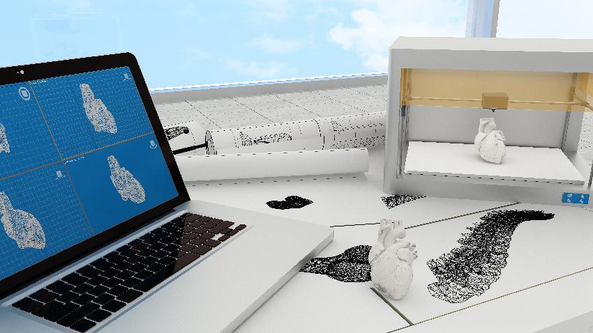 3D列印新用途 讓器捐者沒「缺」憾