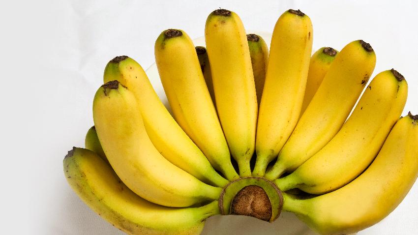 真的假的?香蕉頭尾綠色易致癌?
