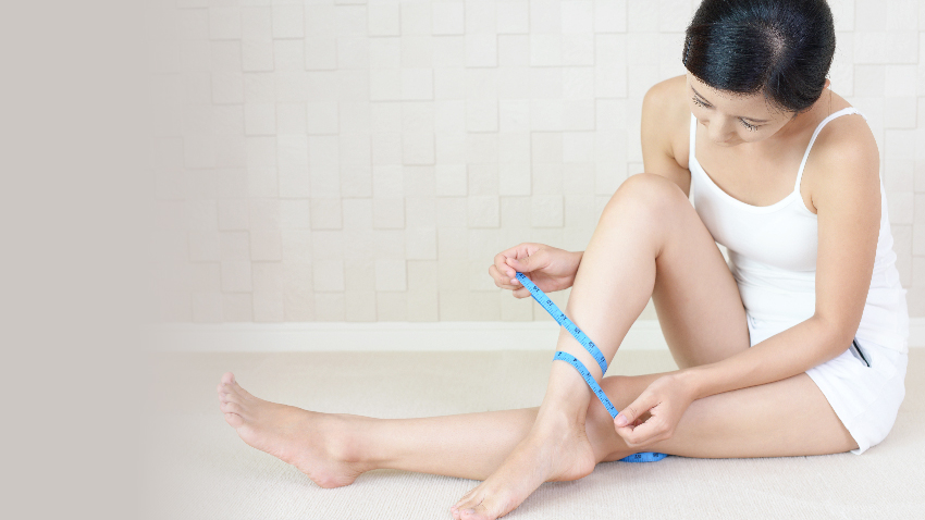 小腿大腿圍比值>0.7  腎臟病機率增加2.7倍