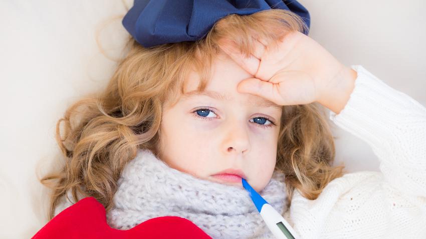 咳嗽發燒超過3天 當心肺炎鏈球菌找上你
