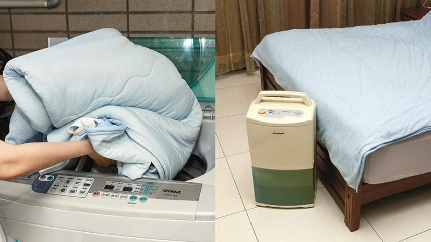 每天睡的床,竟是塵蟎溫床!3重點+4步驟徹底除蟎